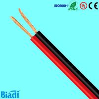 Colored red and black speaker cable Manufactures