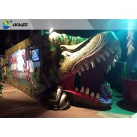 Electric Dynamic 7D Cinema System Dinosaur House In Entertainment Places Manufactures