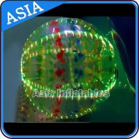 Led Lighting 2.5m 1.0mm Tpu Zorb Ball For Kids With Ce Certificated for sale