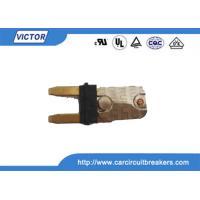 Buy cheap PC Cirucit Board 30A Protector KSD 9700 Bimetal Fuse , Thermostatic Switch Small from wholesalers