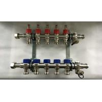 Bamboo Joint  Hot Water Heater Manifold With Built In Slow Open Spool Manufactures