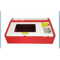Air Cooling CO2 Tempered Glass Screen Protector Cutting Machine Easy To Operate Manufactures
