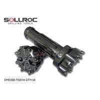 DTH Hammer Bits DHD350 DTH Bit Rock Drill Bits For Blasting Drilling Manufactures