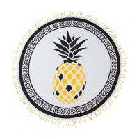 Gypsy Pineapple Lightweight Circle Beach Towel Manufactures