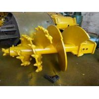 Conical Body Drilling Bucket Full Welding Q345B Material Forging Processing Manufactures