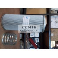 Highly Effective 803164329 XCMG Wheel Loader Spare Parts Oil Filter Cartridge Manufactures