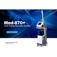 RF Fractional CO2 Laser Skin Rejuvenation Equipment / Scar Removal Machine Manufactures