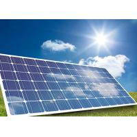 China Residential 12v Stock Solar Panels 5400 Pascals Max Load With Junction Box on sale