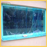 Auto Glass Door Temporary Blue Color Protection Films Manufactures