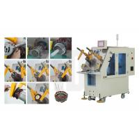 Simultaneously Wedge and Coil Inserting Machine for Induction Motor Stator Manufactures