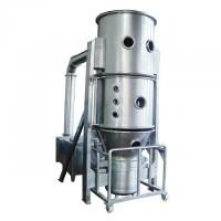 China Durable Pharmaceutical Processing Machines Fluidized Bed Dryer And Granulator on sale