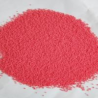 colorful speckles bright red speckles deep red sodium sulphate speckles for detergent powder Manufactures