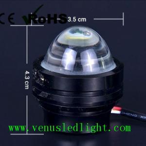 5W LED Eagle Eye White Light Car Motor Daytime Running DRL Tail Backup Light big size Manufactures
