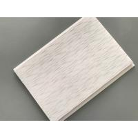 Quality Eco Friendly Upvc Bathroom Ceiling Panels , Lightweight Ceiling Panels 5950mm for sale
