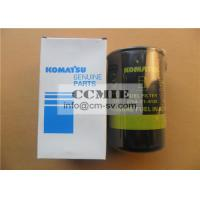 China KOMATSU Excavator Fuel Filter Replacement , Truck Diesel Engine Fuel Filter  on sale