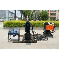 Engineering Drill Rig Reverse Circulation , Skid Mounted Drilling Rig Manufactures