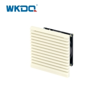 3321-230 Powerful Axial Fans Electrical Cabinet Air Filter Curved Surface Structure Manufactures