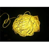 China LED Neon Rope Light / Flexible LED Strip Light For Advertisement And Modeling Lighting on sale