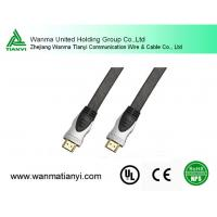 Buy cheap 1.4V High Speed Support Ethernet HDMI Cable from wholesalers