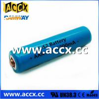 Shaver Battery LiFeS2 AA lithium battery 1.5V 1100mAh Manufactures