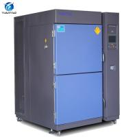 108 L Programmable Thermal Shock Test Chamber Liquid Type Water Cooling Manufactures