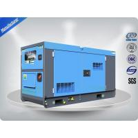 50Kw/63 Kva Perkins Marine Diesel Genset With AC Generator Protection , Corruption Resistance Manufactures