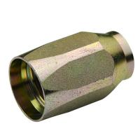 Sae 100r2at Reusable Hose Fittings Ferrule Female 00208 OEM Service Manufactures