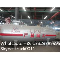 high quality and competitive price Q345R 4 metric tons bulk lpg gas tank for sale, CLW brand 4tons surface lpg gas tank Manufactures
