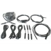 Truck Rearview Camera System 8 Pin Mini Din Extension Cable With Male And Female Plug Manufactures