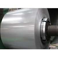 Mirror Finish 304 Stainless Steel Coil With Balanced Austenitic Structure Manufactures