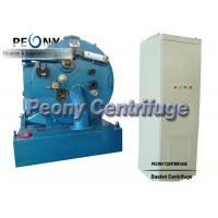 Vertical Scraper Discharge PPC / PPCS Pharmaceutical Centrifuge / Filter Equipment Used In Cassava Field Manufactures