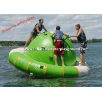Quality Excellent Lake Floating Inflatable Water Toys Saturn Rocker For For Children for sale