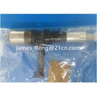 KOMATSU 6218113101 PC600-8 Denso Diesel Injectors , Fuel Injector Denso Manufactures