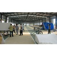 Continuous Polystyrene Sponge Foam Manufacturing Equipment For Mattress / Pillow Manufactures