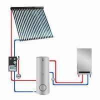 Split Pressure Solar Water Heater System for Heating, Freeze-resistant Manufactures