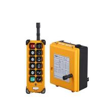 Best price industrial wireless  remote control switch for crane Manufactures