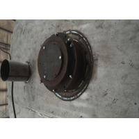 Silver Paint Vacummize Plate Industrial Drying Machine With Heat Transfer Oil Manufactures