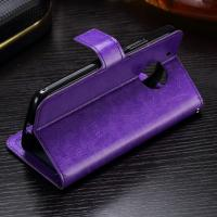 Quality Side - Open Moto G5 Plus Leather Case , Mixed Color PU Leather Wallet Case for sale