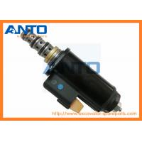 China Customized Black Caterpillar Excavator Parts , 121-1490 Caterpillar Solenoid Valve on sale