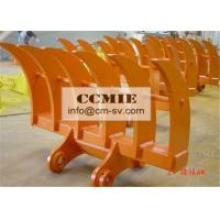 Alloy Steel Excavator Ripper Shank , XCMG Motor Grader Tractor Ripper Attachment Manufactures