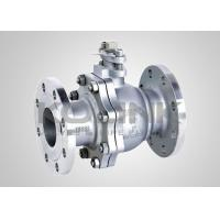 Stainless Steel Ball Valve 2-pc Split-body Floating Ball CF8 CF8M Manufactures