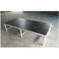 Aluminum Adjustable Modular Stage Platform Durable High Load Capacity Manufactures