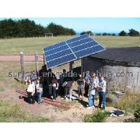 4 Horse Power Big Flow Solar Pump Manufactures