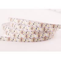 China 3000K Outdoor LED Strip Lights Waterproof , 1M 3W 30ct SMD3528 LED Light Strips For Homes on sale