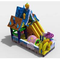 farm theme kids party inflatable playground Manufactures