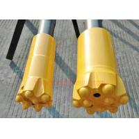 China JCDRILL Ballistic Button Bits / Thread Rock Drilling Tools For Mining / Quarry on sale