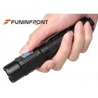 5 Light Modes Powerful USB Rechargeable CREE Led Torch Flashlight Manufactures