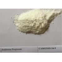 Buy cheap Boldenone propionate 99% Purity Steroids Boldenone steroid powder for bodyBuildi from wholesalers