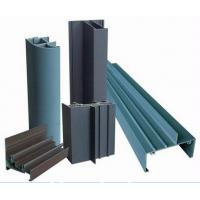 Aluminium Frame Extrusions / Aluminium Window Extrusion Profiles For Aluminum Sliding Window Manufactures