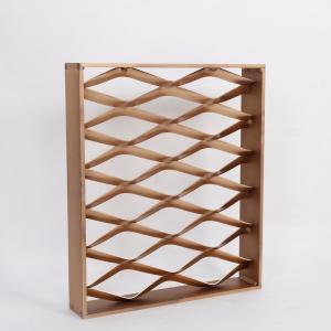 metal architectural decorative aluminum diamond mesh panel Manufactures